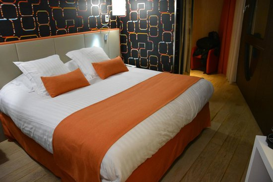 Best Western Premier Why Hotel : Notre chambre (102)