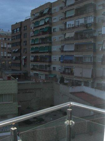 Valencia Central Apartments: rodeado de apartamentos