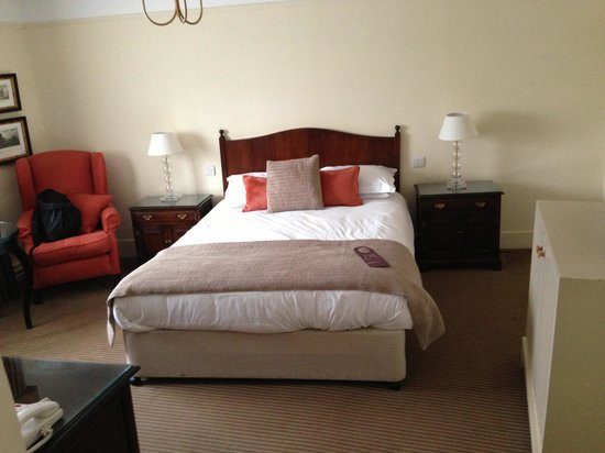 Mercure Stratford-Upon-Avon Shakespeare Hotel: Bedroom