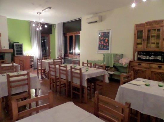 BillyBau Bar & Restaurant : Sala