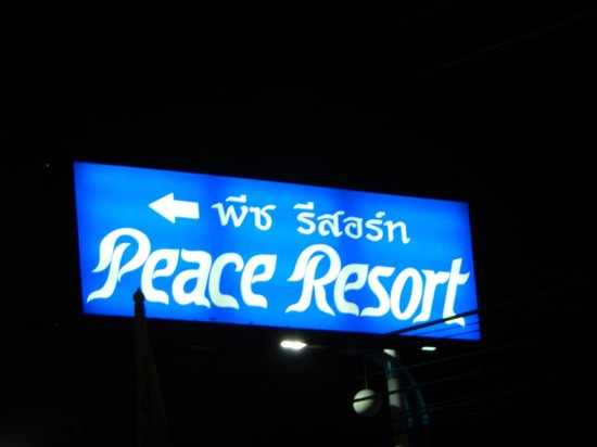 Peace Resort Hotel : Peace Resort