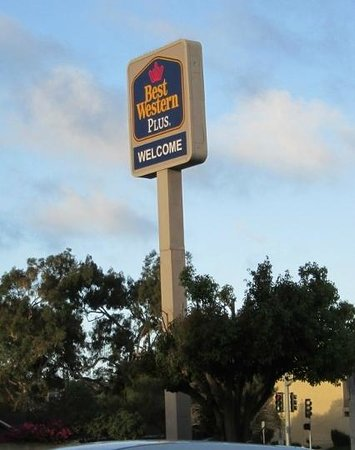 Best Western Plus Redondo Beach Inn: signage