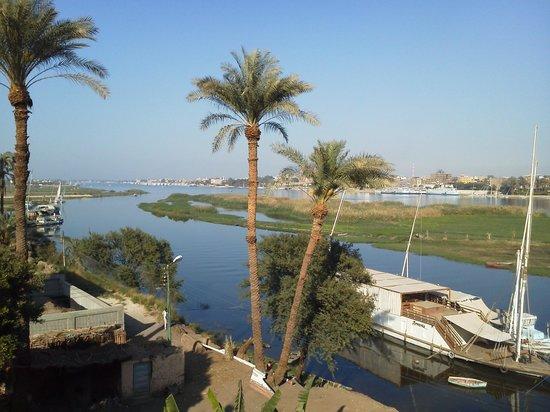 Villa al-diwan: vue de la terrasse 2