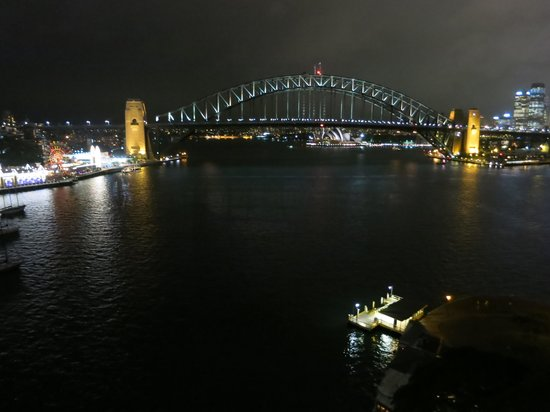 Harbourside Apartments: The view