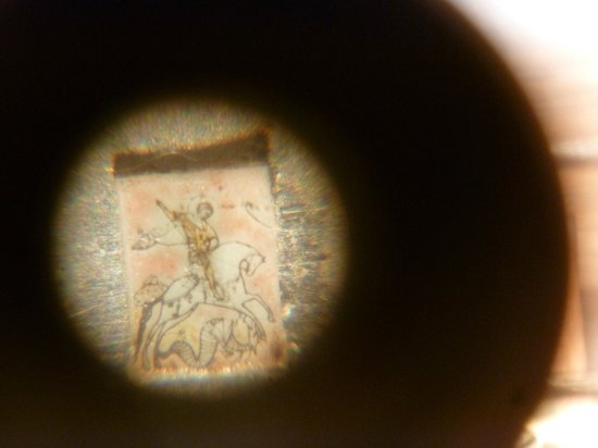 Museum of Miniatures: portrait 0.5mm by 0.5mm