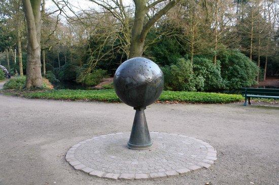 Rhododendronpark Bremen : Im März 05