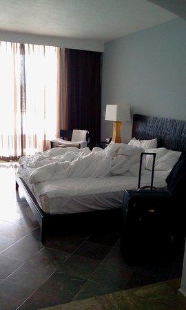 Krystal Grand Punta Cancun: clubroom