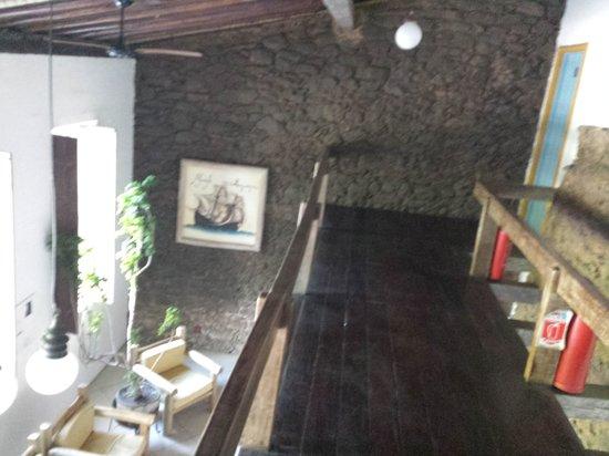 Hotel Estalagem: Área interna
