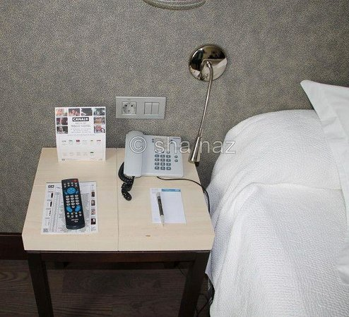 NH Alicante : our room