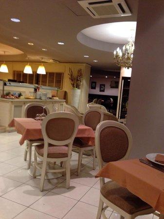 Hotel Gran Paradiso: Ristorante