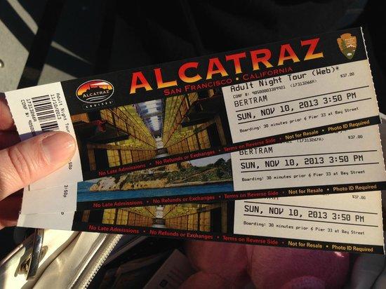 Alcatraz Night Tour Trip Advisor