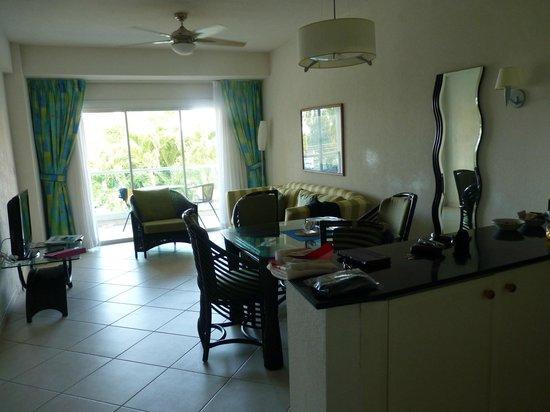 South Beach Hotel: Room 206
