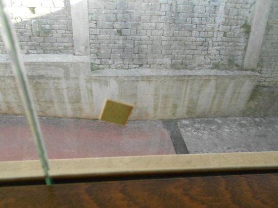 Hotel Miralago: vetro corridoi 1
