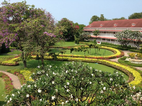 Centara Grand Beach Resort & Villas Hua Hin : Botanical garden
