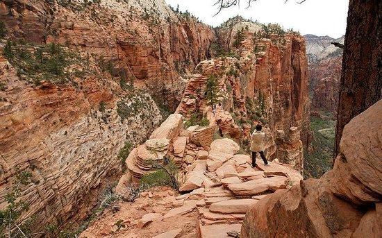 Zion Canyon Massage: Angels Landing