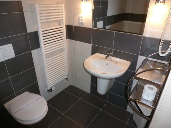 Hotel Ostruvek : bathroom
