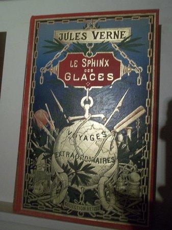 Musee Jules Verne De Nantes: Musée Jules Verne