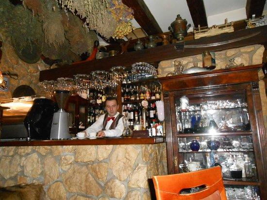Pod Baranem : The bar