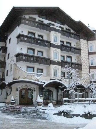 hotel Letizia edificio