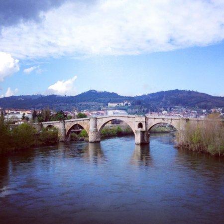 Ponte do Milenio  Ourense - Picture of Puente Romano y Puente del Milenio, O...