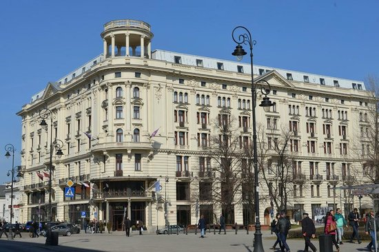 Hotel Bristol, a Luxury Collection Hotel, Warsaw: Very beautiful hotel