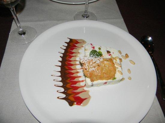 Pepe Nero : dessert