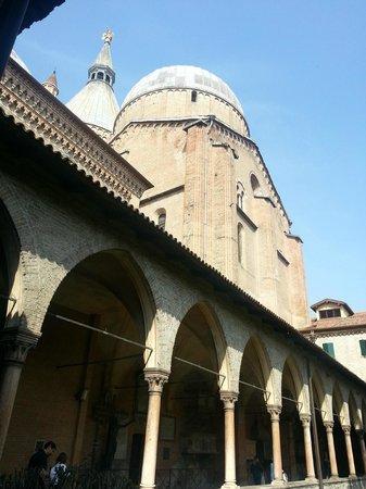 Basilica di Sant'Antonio - Basilica del Santo: vista della Basilica