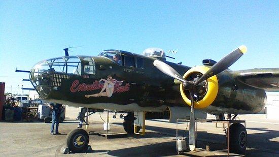 WWII Aviation Museum : B-25