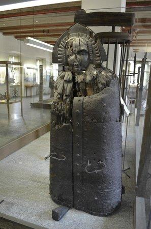 Mittelalterliches Kriminalmuseum: tight quarters