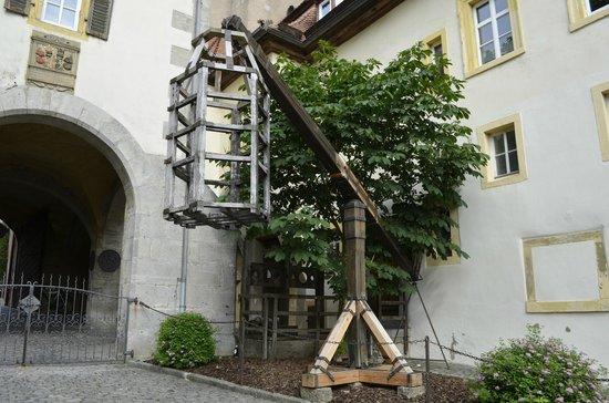 Mittelalterliches Kriminalmuseum: dunk