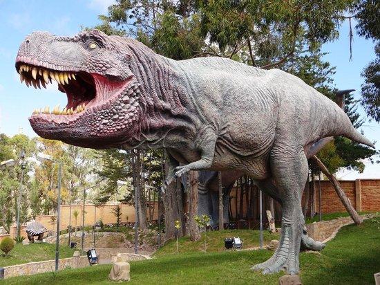 Cretaceous Park: visual1
