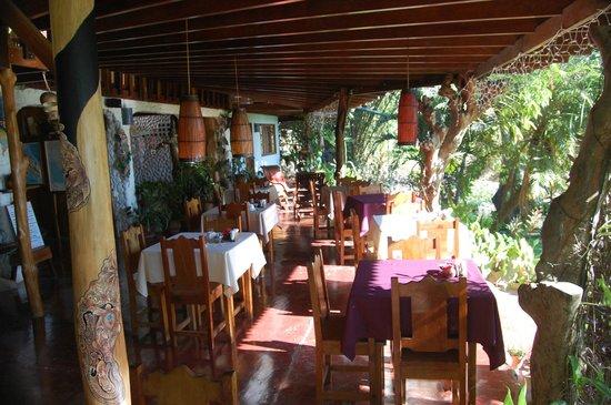 Hotel Amor de Mar: Dining area