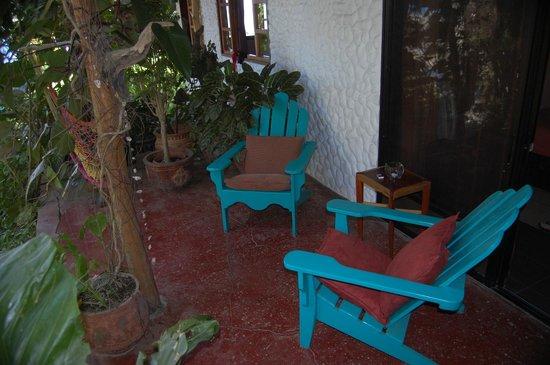Hotel Amor de Mar : Patio unit #9