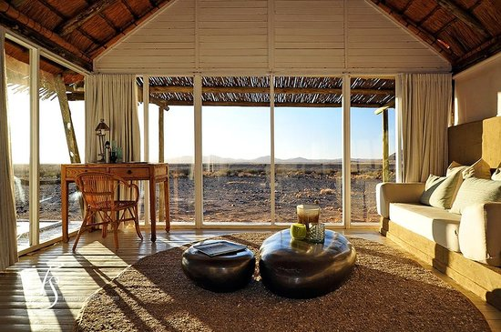 Wilderness Safaris Little Kulala: view from the room