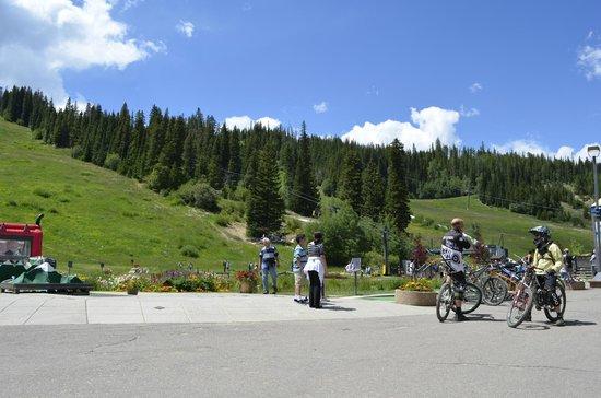 Winter Park Resort: Alpine slide