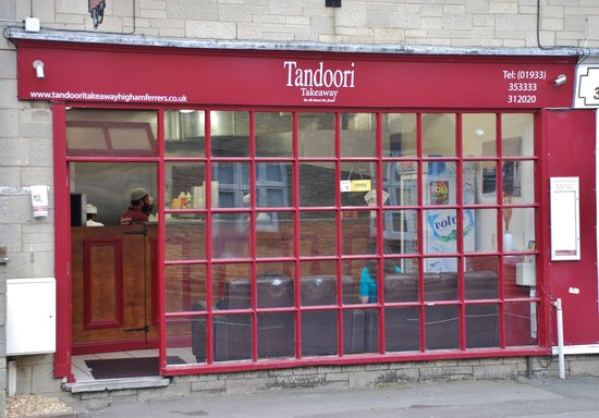 Tandoori Takeaway