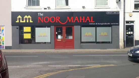 Abbots Langley, UK: The Noor Mahal