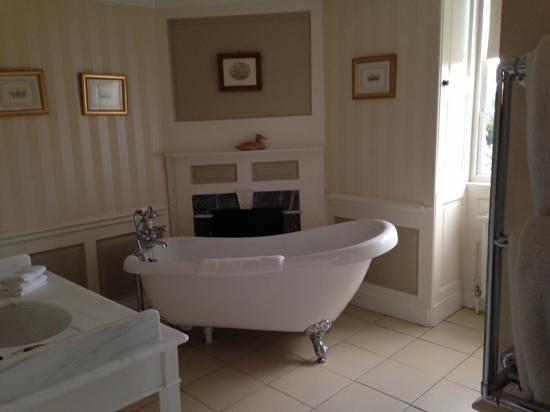 Ston Easton Park Hotel: bathroom