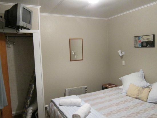 Timandra Motel: Bedroom