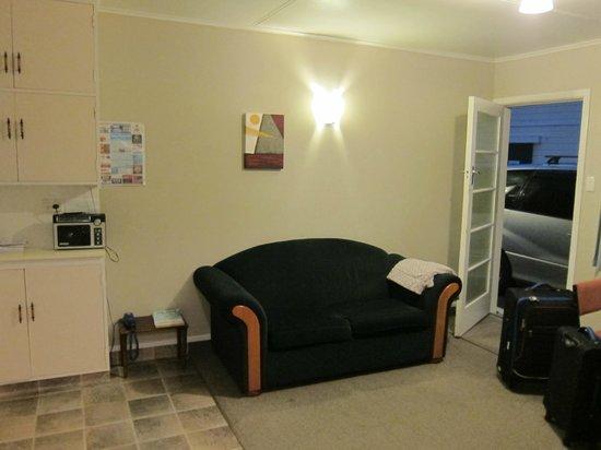 Timandra Motel: Room