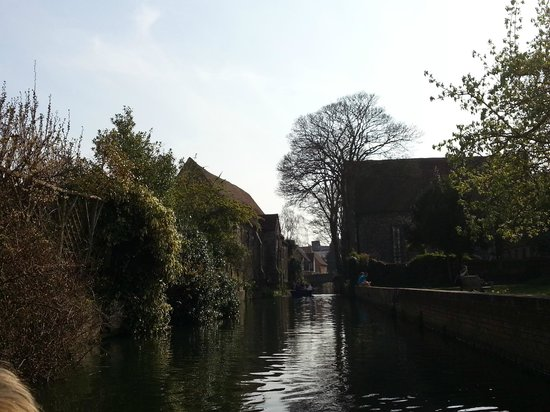 Canterbury Historic River Tours: Pictures from the tour