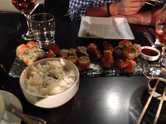 Katsura : Sushi