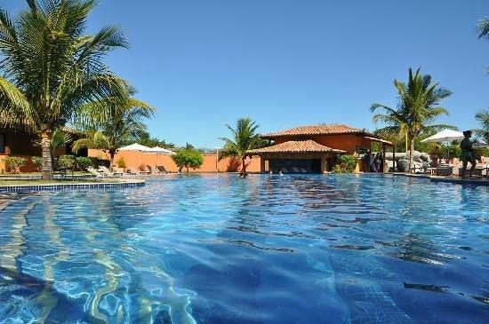 Ferradura Resort: Vista da Piscina Principal
