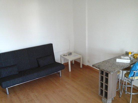 Koka Apartments: R.1413  MIT Tisch :-)