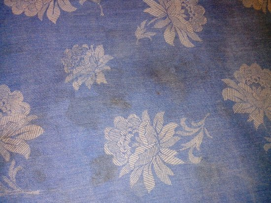 Koka Apartments: R.1413 Matratzenschoner sollten auch mal gewaschen werden!!