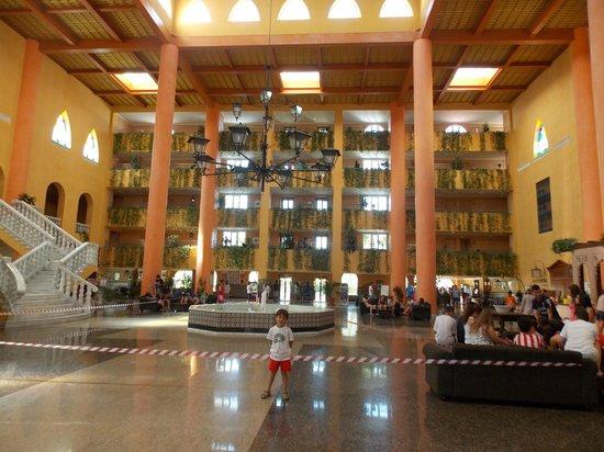 Playacartaya Spa Hotel: Recepción del Hotel