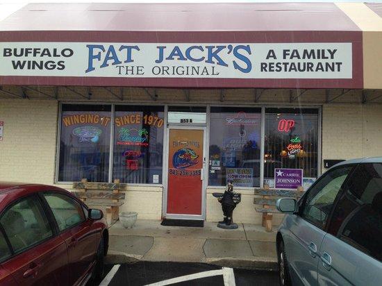 Fat Jack S Restaurant 353 Hwy 17 N Surfside Beach Sc 29575