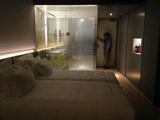 nhow Rotterdam: Room 3013