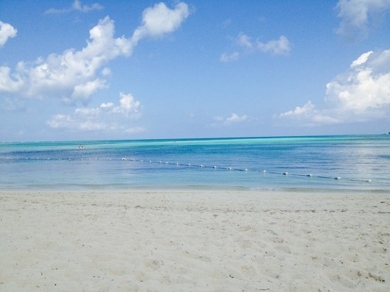 Breezes Resort & Spa Bahamas: Wonderful beach