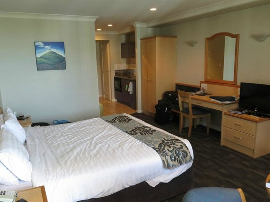 Amora Hotel Auckland: Deluxe King room #902